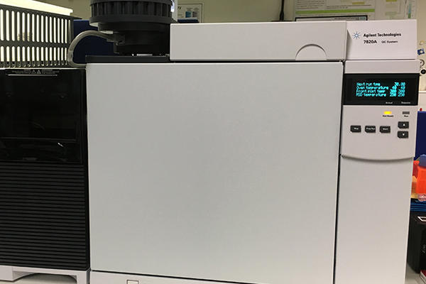 Image of an Agilent 5977B GC/MSD