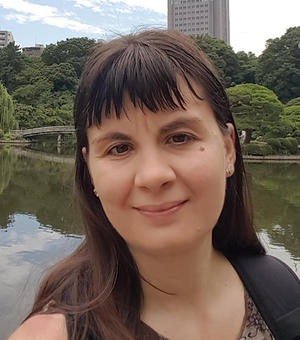 Portrait photo of Mariya Misheva